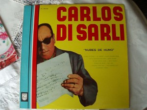 "Besides in Argentina, Philips also released Di Sarli's last recording ""Nubes de Humo"" in Japan."